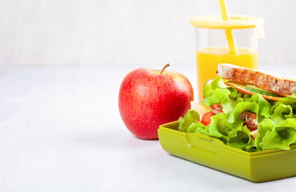 胃下垂の改善には食事も大切