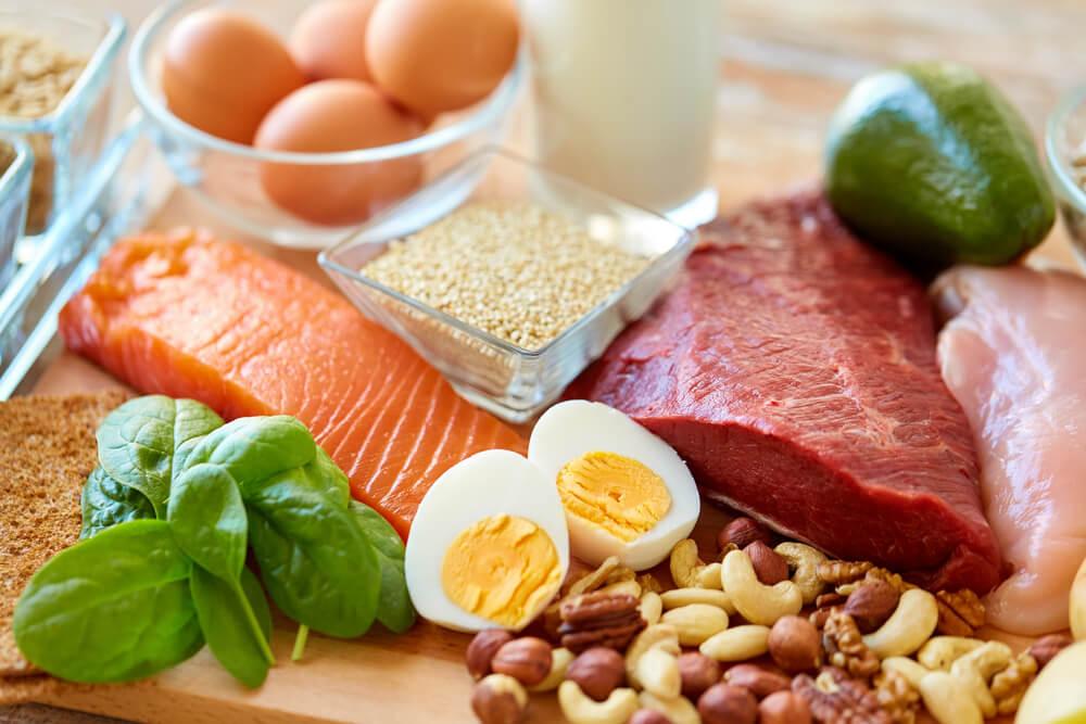 胃下垂の改善に有効な栄養素